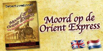 Moorddiner Moord op de Orient Express